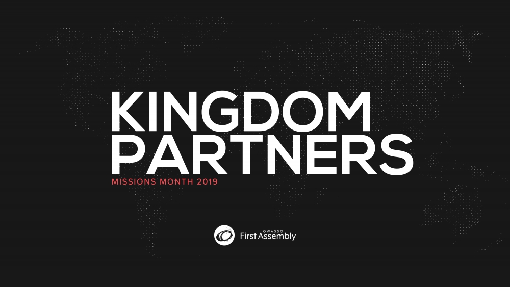 Missions Month 2019